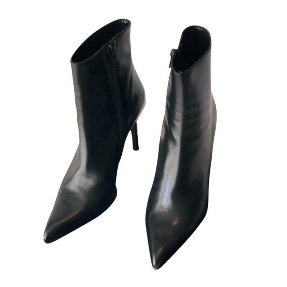 Via Spiga Shoes - Via Spiga Pointed-Toe Ankle Booties